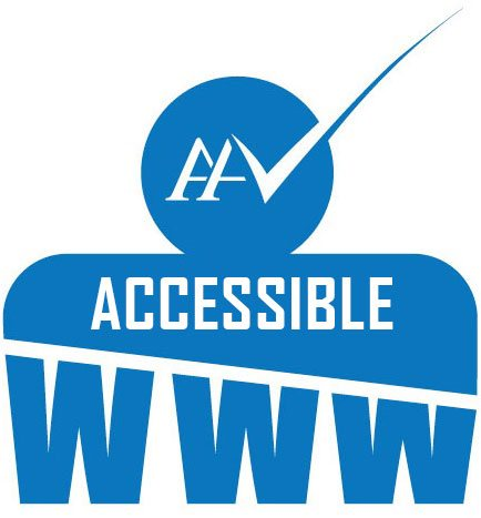 Accessible website sign 2016